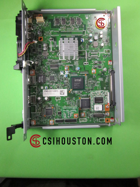 Canon Oem Main Controller Pcb Ass Y 1 Oem Used